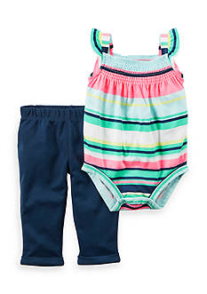 Carter's® 2-Piece Bodysuit & Pant Set