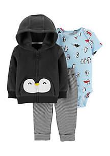 Baby Boys Little Jacket Set