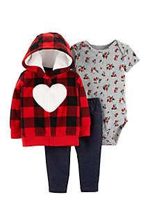 Baby Girls Little Jacket Set