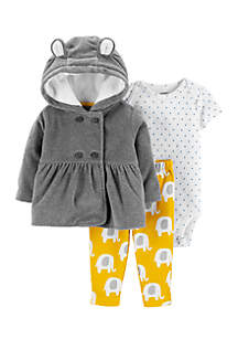 Baby Girls Little Jacket Set