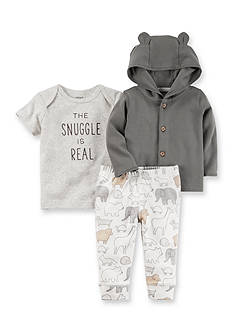 Carter's® 3-Piece Babysoft Little Jacket Set