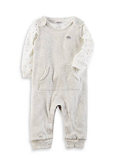 Carter's® 2-Piece Babysoft Coverall Set