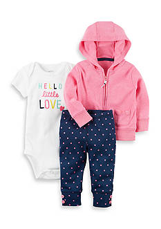 Carter's® 3-Piece Little Jacket Set