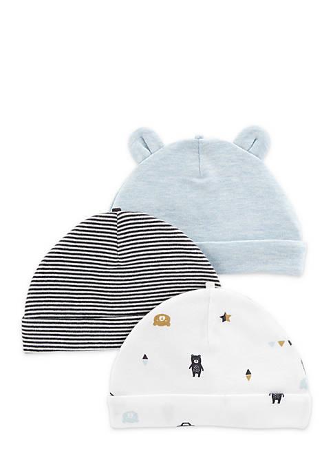 Carter's® 3-Pack Caps