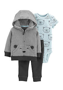 Carter's® Boys Infant 3-Piece Little Jacket Set