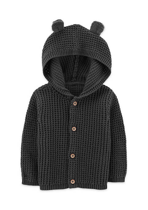 Carter's® Button-Front Cardigan Infant Boys
