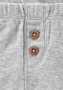 1101243407d2 Carter s® Boys Infant 2-Pack Pull-On Pants