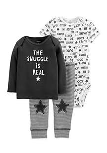 3-Piece Little Character Set Infant Boys