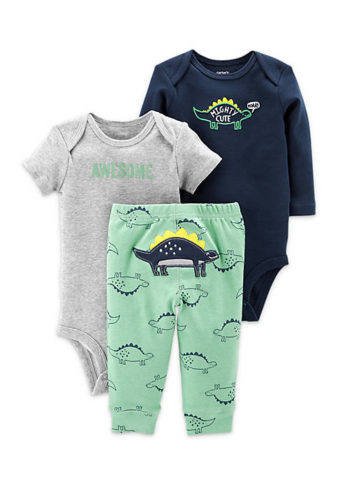 Carter's® 3-Piece Little Character Set Infant Boys