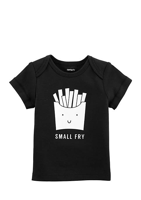 Carter's® Infant Girls Small Fry Graphic Tee