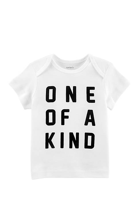 Carter's® Infant Girls One Of A Kind Graphic