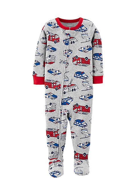 Carter's® Infant Boys Multi Rescue One-Piece