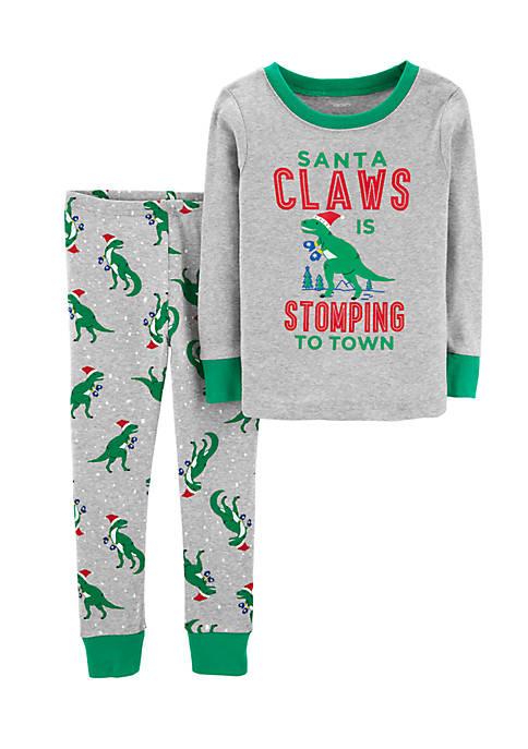 9312bc6b1e Carter s® Infant Boys 2-Piece Christmas Snug Fit Cotton PJs