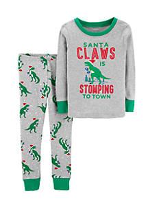 Carter s® Infant Boys 2-Piece Christmas Snug Fit Cotton PJs  e79e6d413