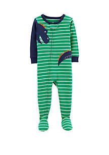 Carter's® Baby Boys Dinosaur Snug Fit Footie Pajamas
