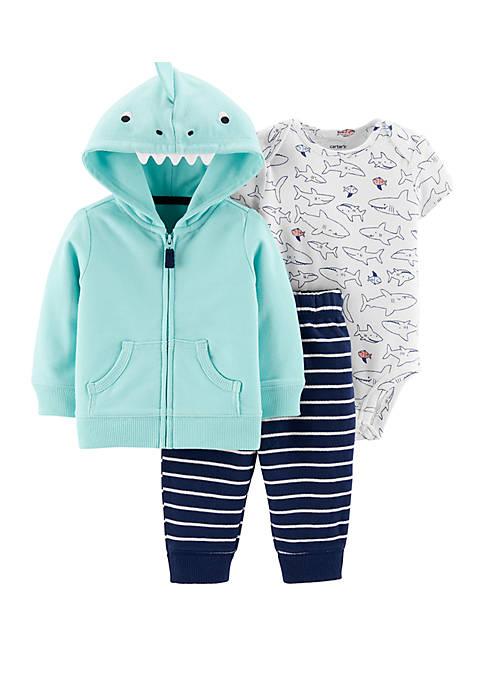 Carter's® Baby Boys Little Jacket Set
