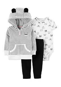 cc933a766c09 Carter s® Baby Girls 3-Piece Little Jacket Set