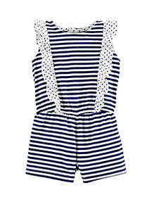 f04c972f139b0 ... Carter s® Baby Girls Striped Jersey Romper