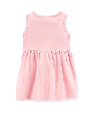 194963f1fc6d ... Carter's® Baby Girls Unicorn Tutu Jersey Dress ...