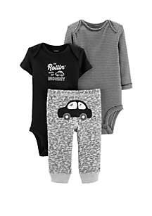 Baby Boys Car Set