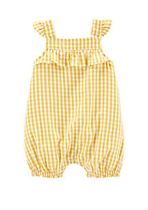 Girl Infant 2 Pce Outfit 0-6 Months Yellow Little Lindsey Outfits & Sets