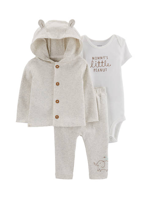 Carter's® Baby 3 Piece Little Cardigan Set