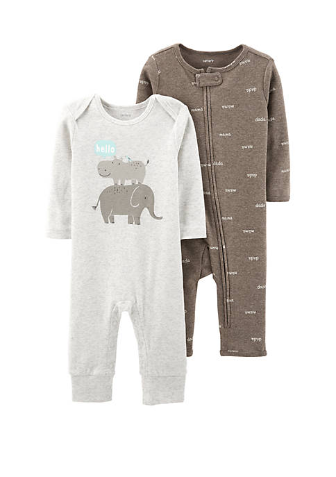 Carter's® Baby Jumpsuit Set
