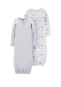 b5d5404e0da5 Carter's® Baby Girls Sleeper Gown Set · Carter's® Baby Boys 2 Pack Sleeper  Gowns
