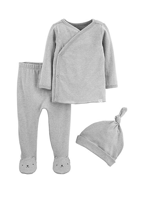 Carter's® Baby Boys 3 Piece Take Me Home