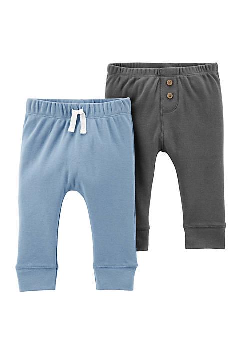 Carter's® Baby Boys Set of Cotton Pants