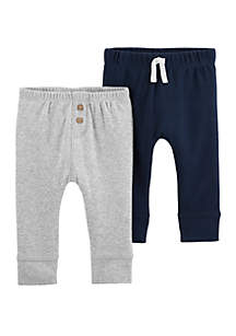 Carter's® Baby Boys Set of Cotton Pants