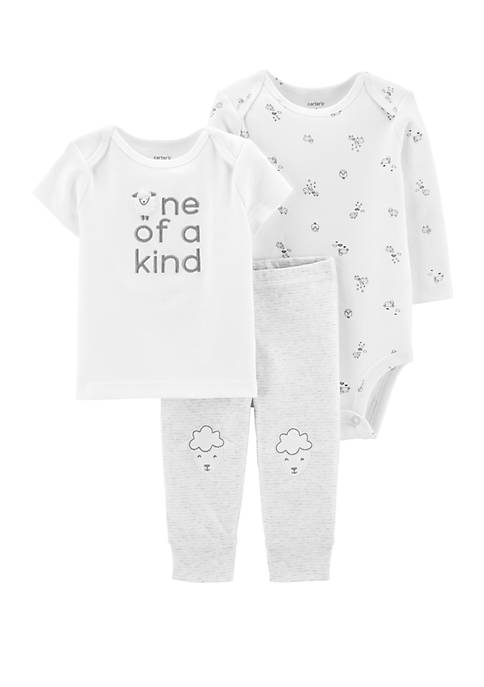 Baby 3 Piece Sheep Little Character Set