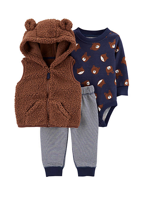Carter's® Baby Boys 3 Piece Set