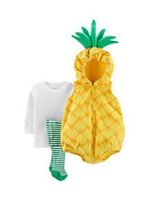 Carter's® Baby Girls Little Pineapple Halloween Costume