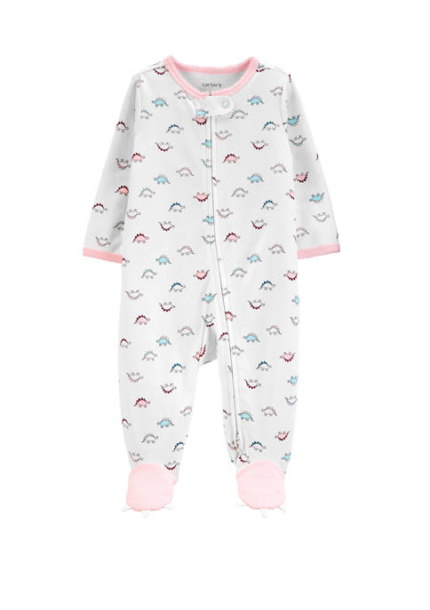 Dog Mother Wine Lover Baby Infant Girls Sleep and Play Romper Pajama Clothes
