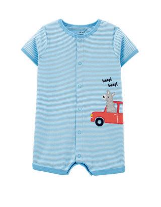 Carters Baby Boy Car Romper