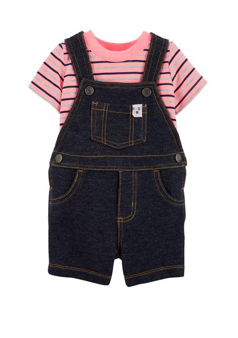 Carter's® Baby Boys 2 Piece T-Shirt & Truck