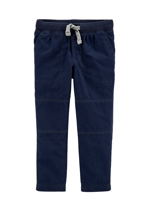Carter's® Baby Boys Pull-On Reinforced Knee Pants