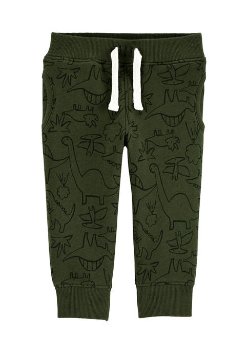 Carter's® Baby Boys Pants- Olive