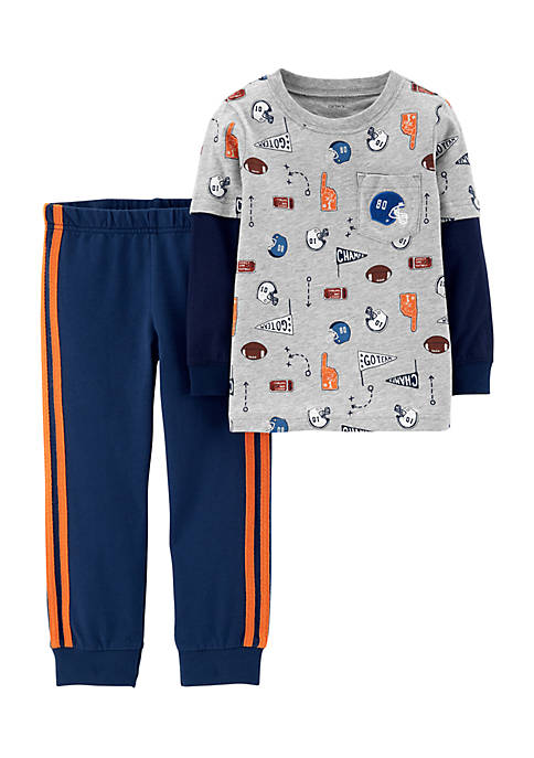 Carter's® Infant Boys 2-Piece Layered-Look Sports Tee &