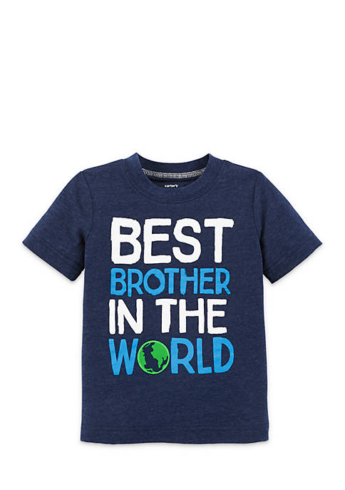 Carter's® Toddler Boys Best Brother In The World