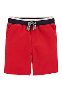Carter's® Toddler Boys Easy Pull On Dock Shorts