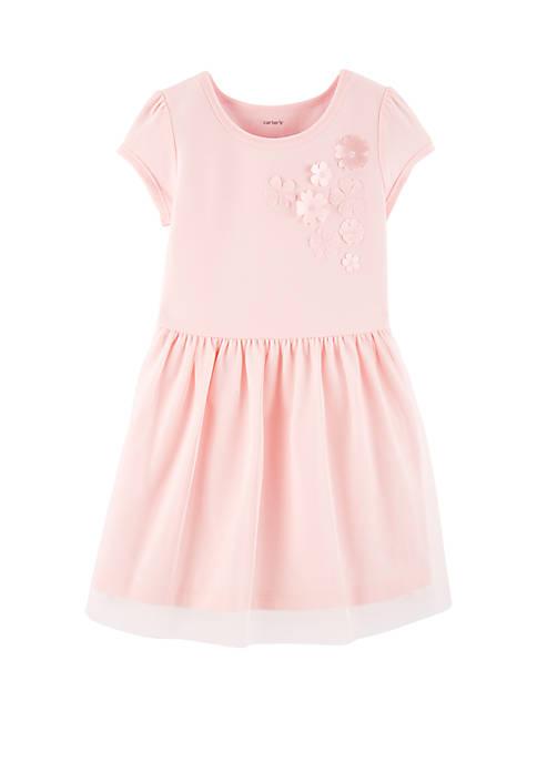 Carter's® Toddler Girls Floral Tutu Dress