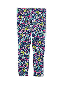 Carter's® Toddler Girls Floral Leggings