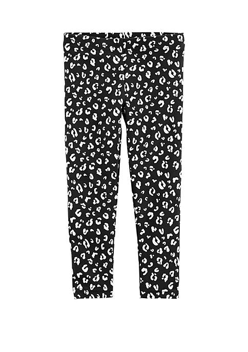 Carter's® Toddler Girls Leopard Leggings