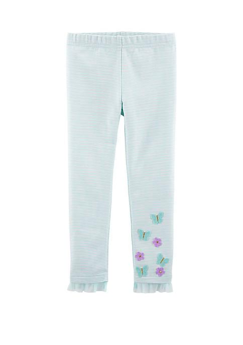 Carter's® Toddler Girls Butterfly Leggings