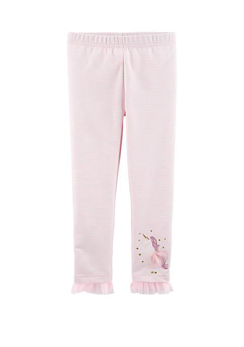 Carter's® Toddler Girls Unicorn Leggings