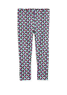 Carter's® Toddler Girls Geo Print Leggings