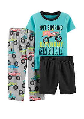 fd9e18bc3a0a Carter s Boys    Baby Boy Pajamas