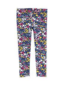 Carter's® Toddler Girls Floral Leggings
